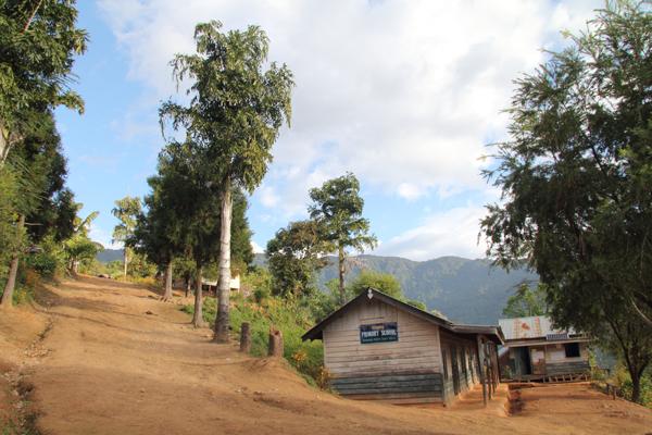 Khayang schoolhouse,